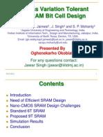 Mohanty Isqed2012 9t-Sram Talk
