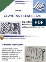 Chavetas y Lenguetas