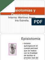 Episiotomia y Desgarros