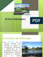 El Ciclo Hidrológico(1)