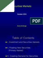 2. Securities Markets[1]