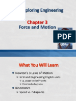 Chapter 3 Force and Motion