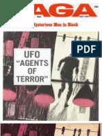 UFO Agents of Terror by John A. Keel
