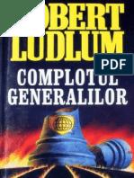 Robert Ludlum - Complotul Generalilor