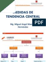 Medidas de Tendencia Central UPN