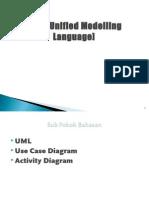 Analisis Dengan UML