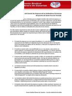 Nuevo reglamento del Comité de Empresa