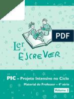 Pic Quarta Mat Prof Vol Dois