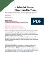Texas Jihadi Cell