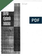 ZBIRKA RIJESENIH ZADATAKA, MATEMATIKA II, 3 Funkcije Kompleksne Promjenljive, Redovi, Laplasova Transformacija - V. Peric, M. Tomic, P. Karacic