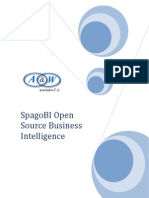 SpagoBI Open Source Business Intelligence