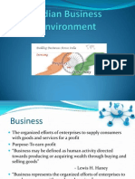 Indian Business Environment-1