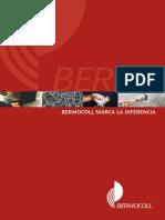 Bermocoll Construccion Brochure Espanol
