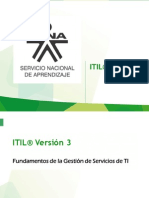 Presentacin Itil v3