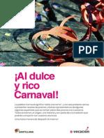 Dulces de Carnaval Sm