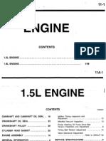 4G15 Engine
