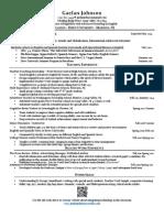 gaelan johnson resume 2 23