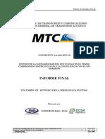 Estudio de la Hidráulica Fluvial del Río Ucayali - Informe Final.pdf
