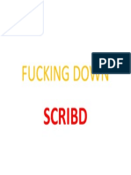 Fucking Down Scribd