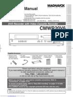 Magnavox CMWR20V6 Owner's Manual