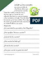 Lectura Miguelito y Los Cuentos