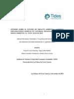 Informe TiDES Perforaciones Petroliferas