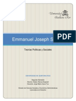 Emmanuel Joseph Sieyes - Alonzo