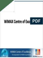 Wi Max Coe Presentation 1