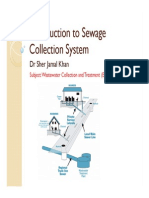 Lecture - 1 Components of Sewage Collection System