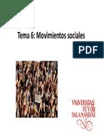 Mov Sociales Clase Teoria