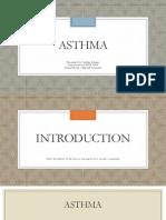 asthma power point presentation 5200