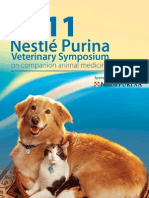 2011+Nestle+Purina+Veterinary+Symposium+on+Companion+Animal+Medicine