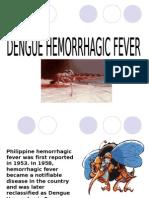 Dengue Presentation