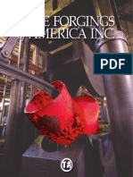 2009 Catalog Tube Forgings