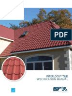 Interlock Tile Specifications
