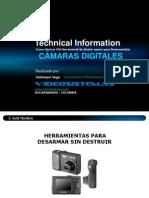 Como Fabricar Herramienta Para Desarmar Camaras Digitales