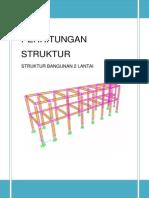 Perhitungan Struktur Bangunan 2 Lantai