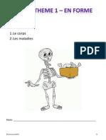 Body and Illness Workbook