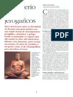 Federico Lara Peinado - El misterio de los jeroglíficos