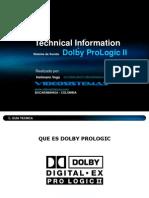 Que Es Dolby ProLogic II