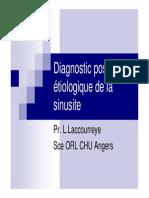 Sinusite Presentation