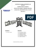 Metodo Taguchi Final