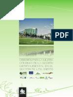 Criterios Para La Mejora Continua de La Gestion Medioambiental en El Sector de Los Aridos