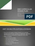 curriculum design power point - pro