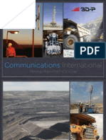 Comms International 3D-P Portugese