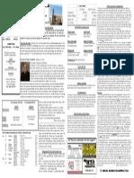 2/23/14 Bulletin