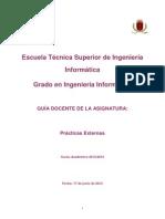 GuiaDocente PE 2013 2014