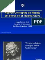 Manejo del Shock en el Trauma Grave.ppt
