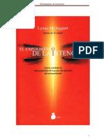 Libro ElExperimentodelaIntencinLynneMcTaggart