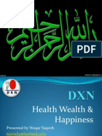 Updated DXN Presentation1